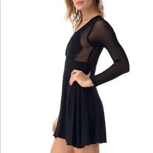 SKY AARALYN Little Black Dress